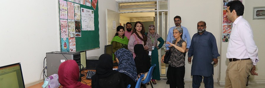 Engro Collaborates with partners to skill up Girls in Daharki and Karachi through the USAID Funded Pathways to Success Project