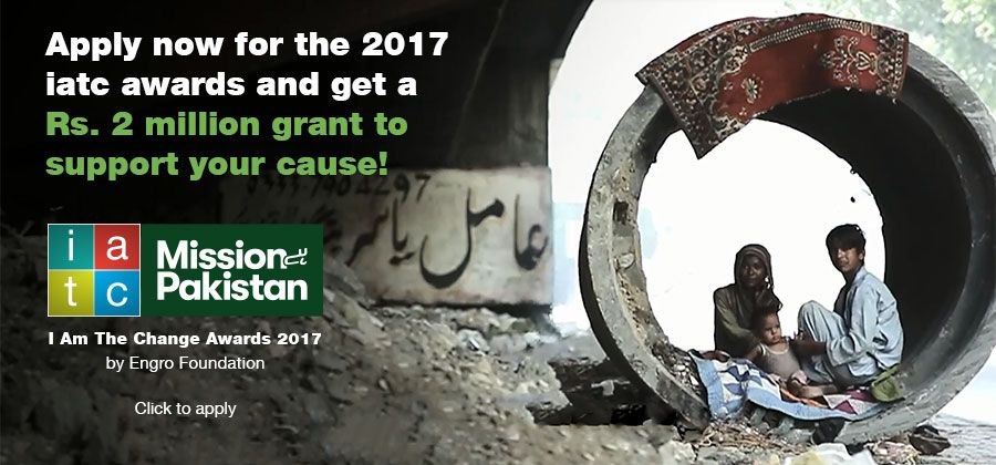 I AM THE CHANGE 2017 Launch