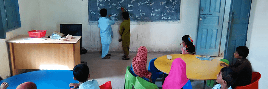 Engro Reading Program Launched To Make A Change