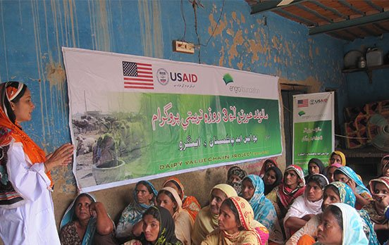 weld- women empowerment through livestock development