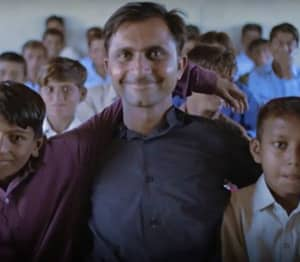 An oasis of education: How Irshad Lakhani came home to save a generation?