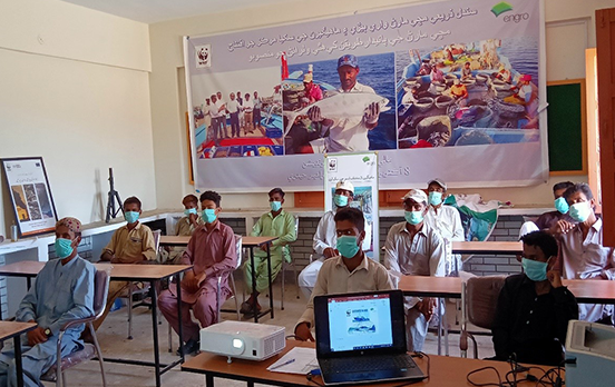sustainable fisheries entrepreneurship: a citizen based approach to save pakistan's unique marine environment