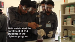 Engro's skill development projects in the value chain
